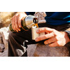 MIZU V10 Insulated Bottle 1000ml Army Green Hammer Paint